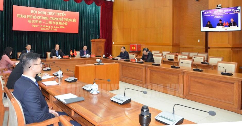 Các đại biểu tham dự tại điểm cầu TPHCM