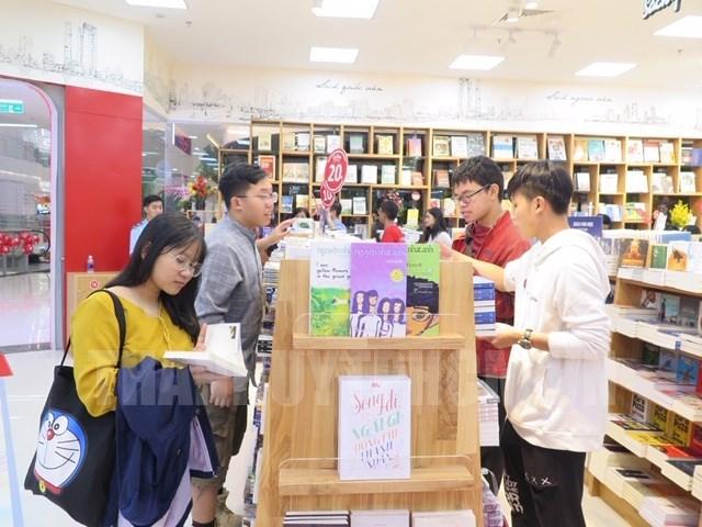 Fahasa khai trương nhà sách thứ 110 tại đường Phạm Văn Đồng ...